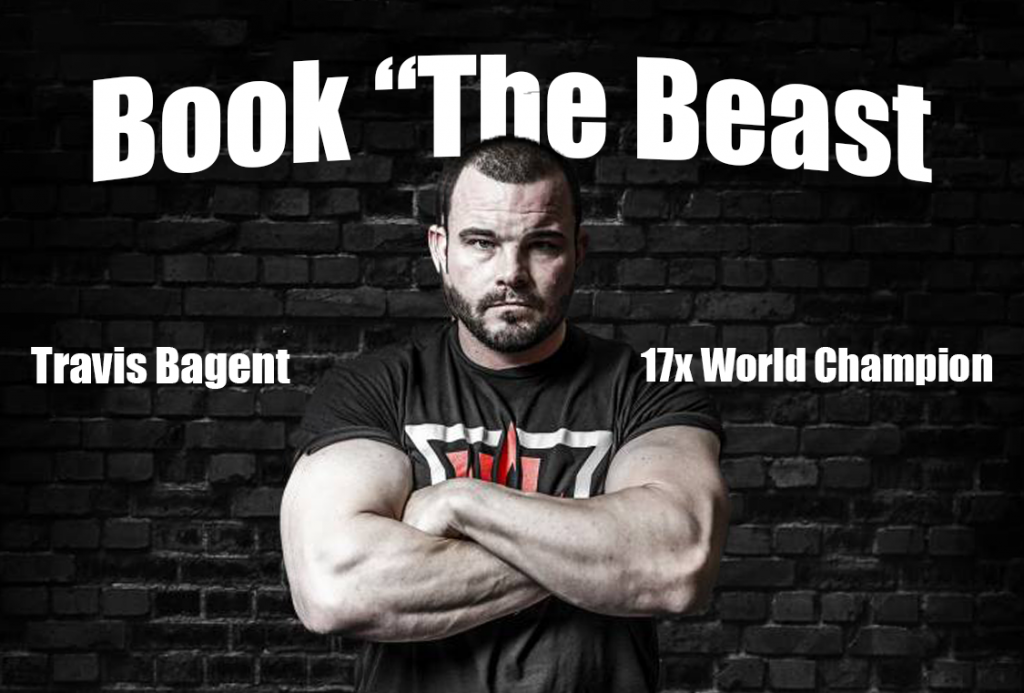 Travis Bagent | 17x World Champion
